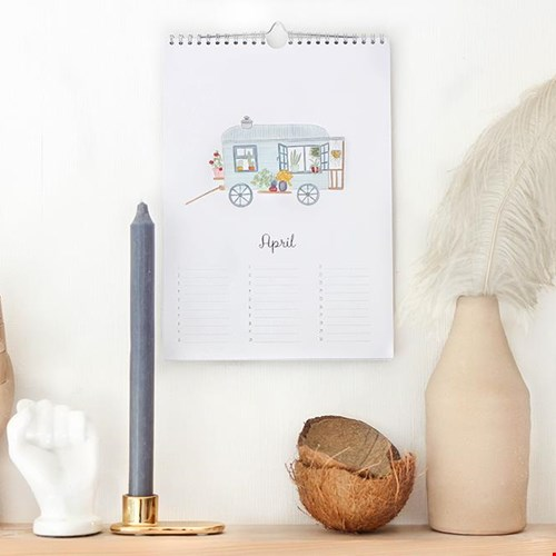 Leuke styling bij The Stationery Store
